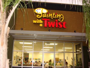 Painting With A Twist Louisiana Art